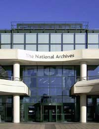 National Archives Genealogy Records